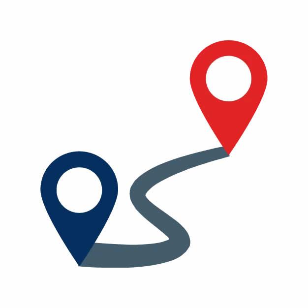 No aplicativo do Rastreador Veicular da Volpato você tem acesso a todos detalhes do seu trajeto como duração, data e distância percorrida.